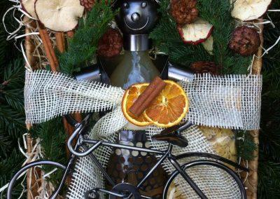 Geschenkkorb_Fahrrad_Metall_Nudeln