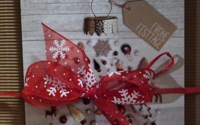 Kleine Impressionen aus der Weihnachtswerkstatt …