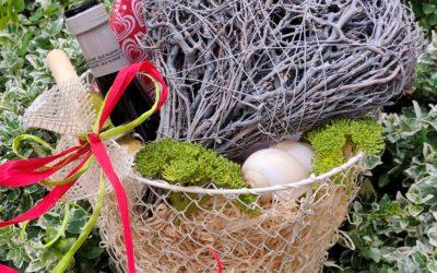 Gartenzeit  &  Grillen – eine perfekte Kombination für Geschenkkörbe!